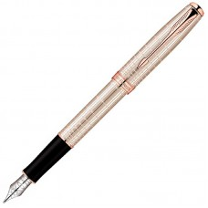 Перьевая ручка Parker (Паркер) Sonnet Feminine Silver PGT F 18К