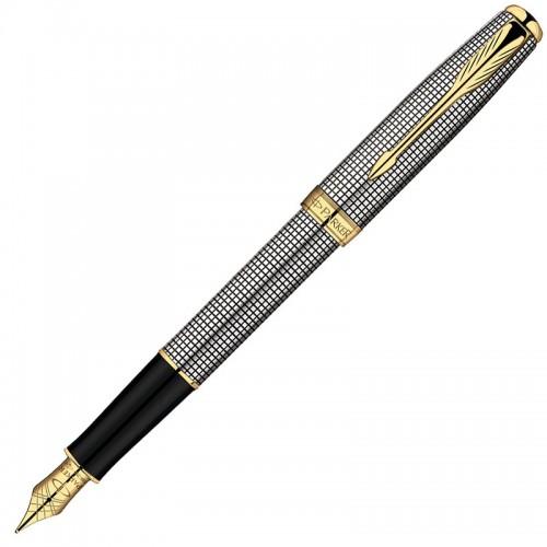 Перьевая ручка Parker (Паркер) Sonnet Cisele F 18К в Новосибирске