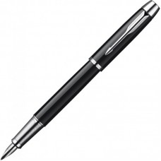 Перьевая ручка Parker (Паркер) IM Metal Black CT M