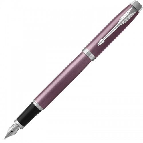 Перьевая ручка Parker (Паркер) IM Core Light Purple CT F в Новосибирске