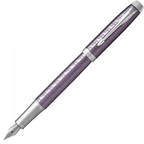 Перьевая ручка Parker (Паркер) IM Premium Dark Violet CT F в Новосибирске