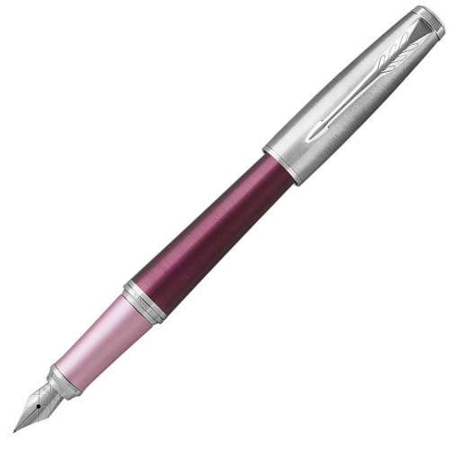 Перьевая ручка Parker (Паркер) Urban Premium Dark Pink CT F в Новосибирске