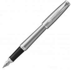 Перьевая ручка Parker (Паркер) Urban Metro Metallic CT F