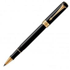 Ручка-роллер Parker (Паркер) Duofold Classic Black GT