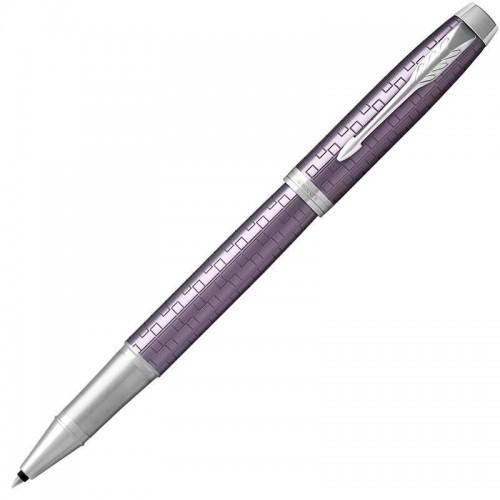 Ручка-роллер Parker (Паркер) IM Premium Dark Violet CT в Новосибирске