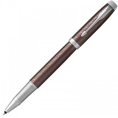 Ручка-роллер Parker (Паркер) IM Premium Brown CT в Новосибирске