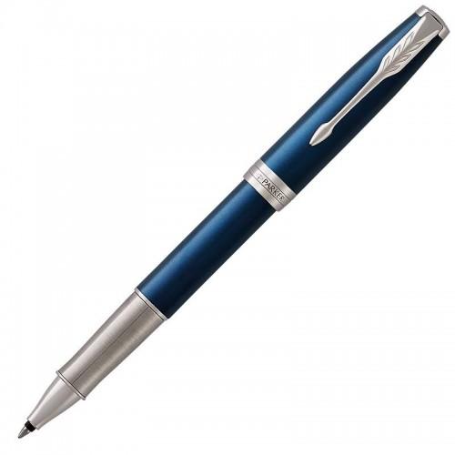 Ручка-роллер Parker (Паркер) Sonnet Core Blue Lacquer CT в Новосибирске