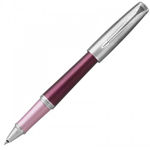 Ручка-роллер Parker (Паркер) Urban Premium Dark Pink CT в Новосибирске