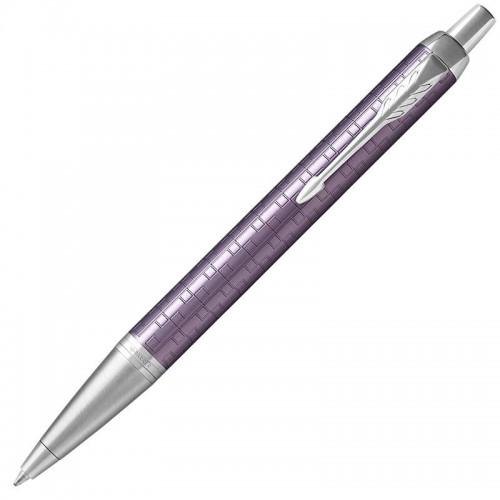 Шариковая ручка Parker (Паркер) IM Premium Dark Violet CT в Новосибирске