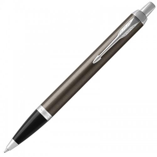 Шариковая ручка Parker (Паркер) IM Core Dark Espresso CT в Новосибирске
