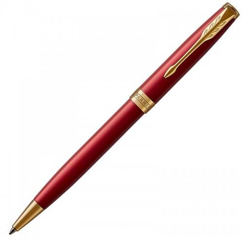 Шариковая ручка Parker (Паркер) Sonnet Core Red Lacquer GT в Новосибирске