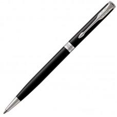 Шариковая ручка Parker (Паркер) Sonnet Core Slim Black Lacquer CT