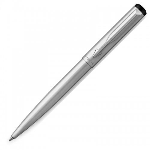 Шариковая ручка Parker (Паркер) Vector Standard Stainless Steel CT в Новосибирске
