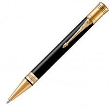Шариковая ручка Parker (Паркер) Duofold Classic Black GT