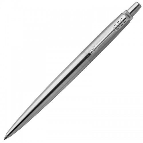 Шариковая ручка Parker (Паркер) Jotter Core Stainless Steel CT в Новосибирске