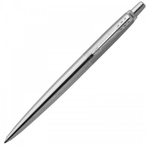 Шариковая ручка Parker (Паркер) Jotter Gel Core Stainless Steel CT с гелевым стержнем в Новосибирске