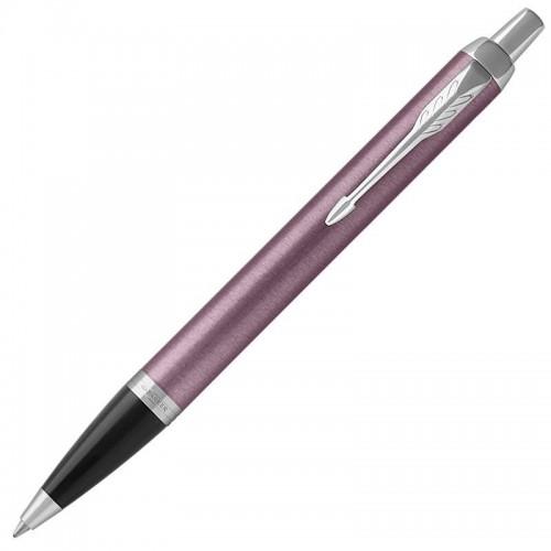 Шариковая ручка Parker (Паркер) IM Core Light Purple CT в Новосибирске
