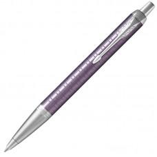 Шариковая ручка Parker (Паркер) IM Premium Dark Violet CT