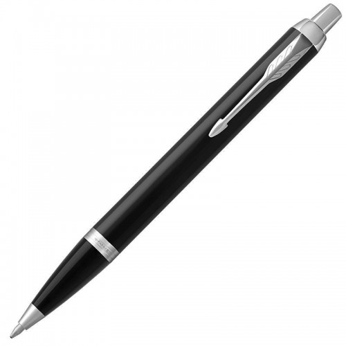 Шариковая ручка Parker (Паркер) IM Core Black Chrome CT в Новосибирске