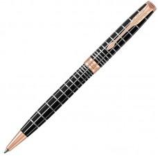 Шариковая ручка Parker (Паркер) Sonnet Premium Brown Rubber PGT