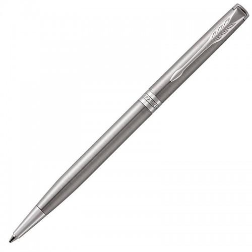 Шариковая ручка Parker (Паркер) Sonnet Core Slim Stainless Steel CT в Новосибирске